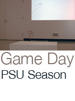 game day psu video